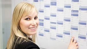 Lettre informant les salariés de la fermeture de l'entreprise pour congés payés annuels