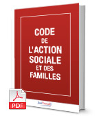 Visuel Code de l'action sociale et des familles
