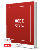 Visuel Code civil