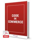 Visuel Code de commerce
