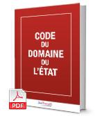 Visuel Code du domaine de l'Etat