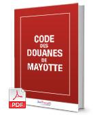 Visuel Code des douanes de Mayotte