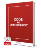 Visuel Code de l'environnement