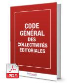 Visuel Code général des collectivités territoriales