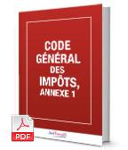 Visuel Code général des impôts annexe 1, CGIAN1