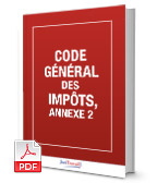 Visuel Code général des impôts, annexe 2, CGIAN2