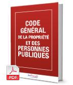 Visuel Code général de la propriété des personnes publiques