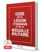 Visuel Code de la Légion d'honneur et de la médaille militaire