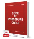 Visuel Code de procédure civile