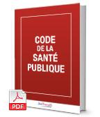 Visuel Code de la santé publique