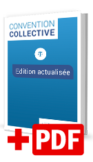 Convention collective Livre